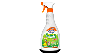 Limpador e Eliminador de Odores Citronela Doctor Animal 500ml
