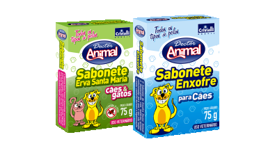 Sabonete Doctor Animal 75g